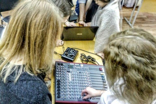 Звуковая мастерская: изучаем новую технику