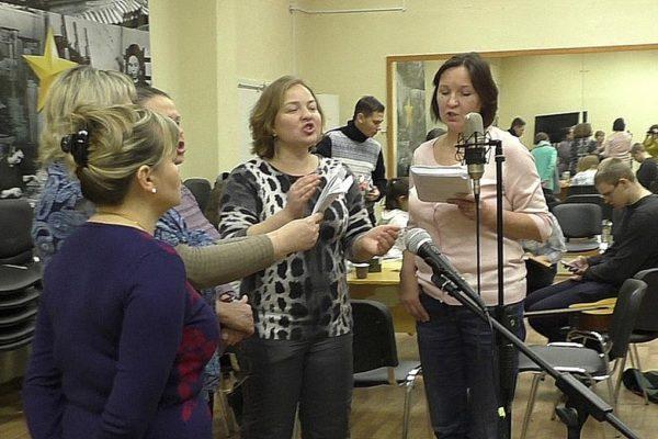 """Запись ансамбля чувашской песни """"Акатуй"""""""
