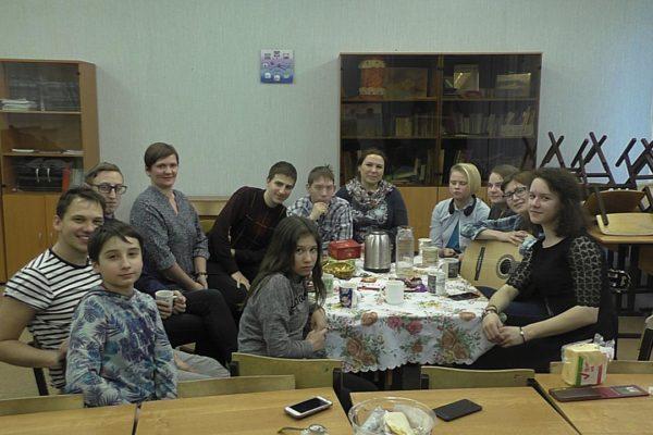 Встреча с Екатериной Ефремовой